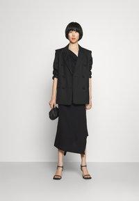 Vivienne Westwood - UTAH DRESS - Jersey dress - black - 1