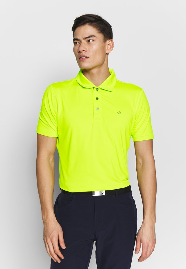 NEWPORT - T-shirt sportiva - lime