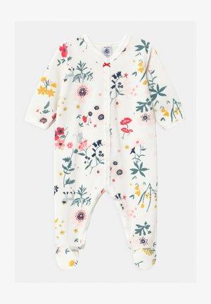 LANIMI DORS BIEN - Sleep suit - marshmallow/multicolor