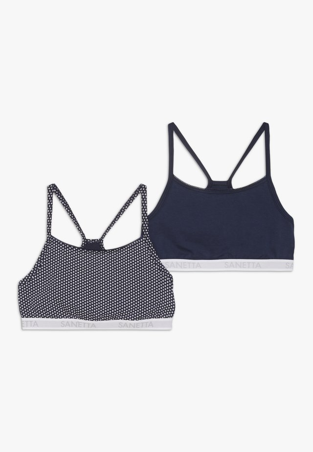 2 PACK - Top - new navy