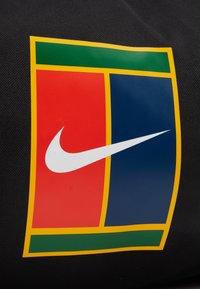 Nike Performance - COURT - Sports bag - black/white - 6
