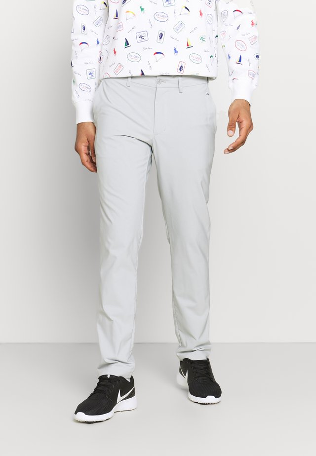 ELOF GOLF PANT - Trousers - stone grey