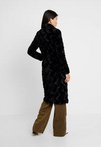 Vero Moda - Classic coat - black - 2
