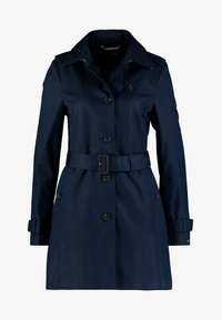 Tommy Hilfiger - HERITAGE SINGLE BREASTED - Trenchcoat - midnight - 4