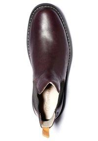 Timberland - BELANGER EK+ - Classic ankle boots - burgundy full grain - 2