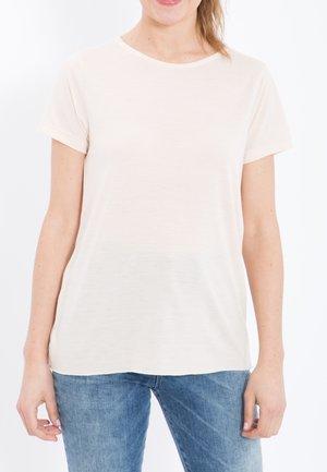 T-shirt basic - nude
