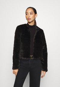 JDY - JDYSPICE - Winter jacket - black - 0