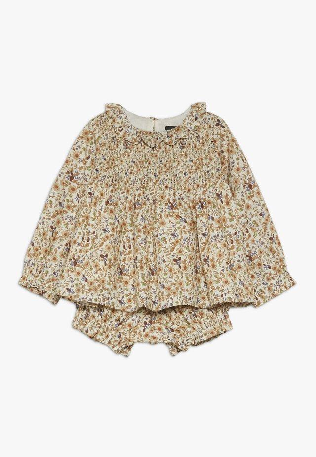 BLOOMER SET - Shorts - beige