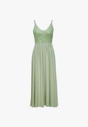 STRAND - Maxi dress - eisgrün