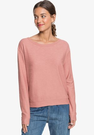 SAUVAGE SPIRIT - Long sleeved top - ash rose