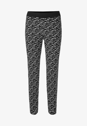Leggings - Trousers - schwarz