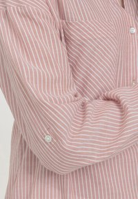 b.young - BYFIE STRIPE - Button-down blouse - canyon rose mix - 5
