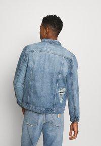 Brave Soul - Giacca di jeans - blue denim - 2