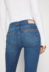 Mos Mosh - SUMNER JEWEL - Jeans Skinny Fit - blue - 3