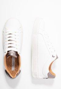 Pepe Jeans - ADAMS PREMIUM - Sneaker low - white - 3