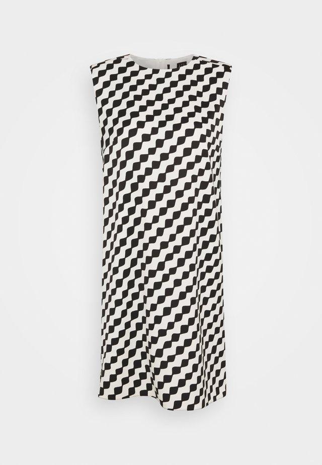 PEC - Korte jurk - nero piccolo