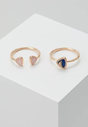 FASHION - Ring - rosegold-coloured