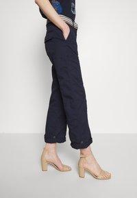 Esprit - Trousers - navy - 3