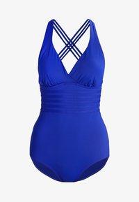 SWIMSUIT CROSS - Plavky - blue