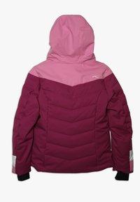 Kjus - GIRLS MADLAIN JACKET - Ski jacket - fruity pink - 1