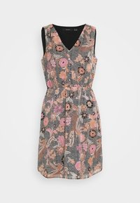 Vero Moda - VMNUKA DRESS - Day dress - carnelian/nuka - 4
