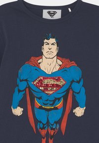 Staccato - MARVEL SUPERMAN  - Long sleeved top - deep blue - 2