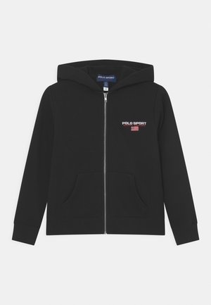 Sweatjakke - polo black