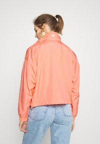 adidas Originals - LOGO - Training jacket - orange - 2
