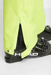 Phenix - ARROW - Pantaloni da neve - yellow green - 6