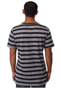 Light Boardcorp - Print T-shirt - black - 1