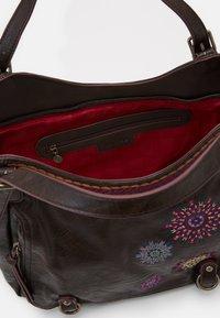 Desigual - BOLS ASTORIA ROTTERDAM - Handbag - brown - 2