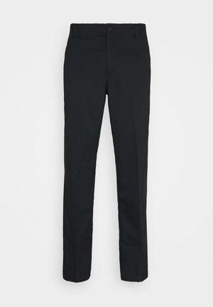 PANT ESSENTIAL - Trousers - black