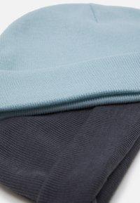 Carter's - 2 PACK UNISEX - Gorro - blue - 2