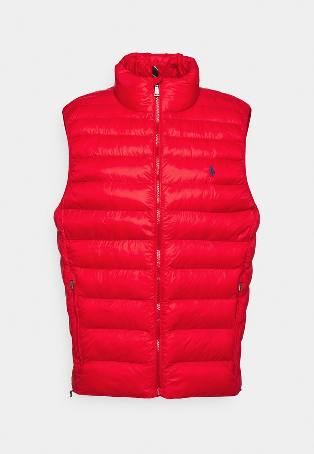 TERRA VEST - Chaleco - red