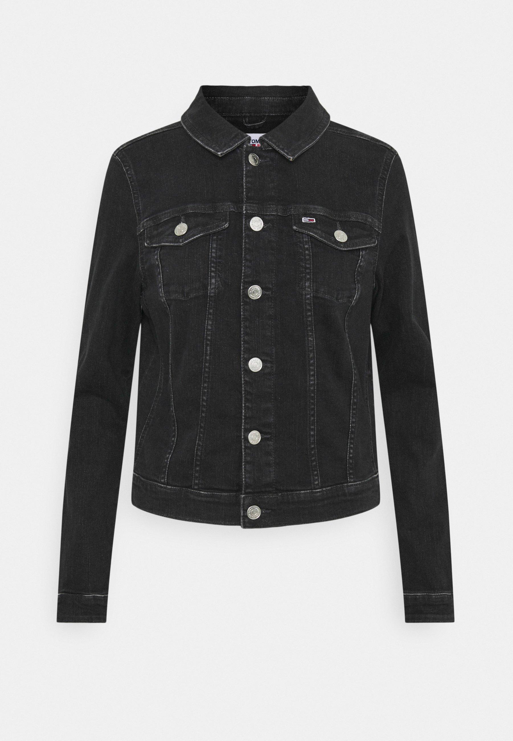 Women VIVIANNE SLIM TRUCK - Denim jacket