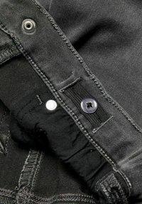 Kids ONLY - Slim fit jeans - dark grey denim - 5
