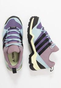 adidas Performance - TERREX AX2R RAIN.RDY - Trekingové boty - tech purple/core black/legend purple - 0
