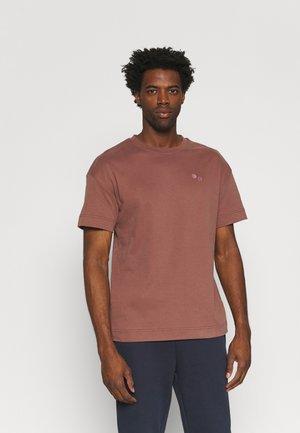 UNISEX - T-shirt basic - vapour nude