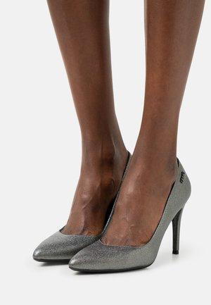 VICKIE  - High heels - pewter