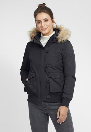 ACILA - Winter jacket - black