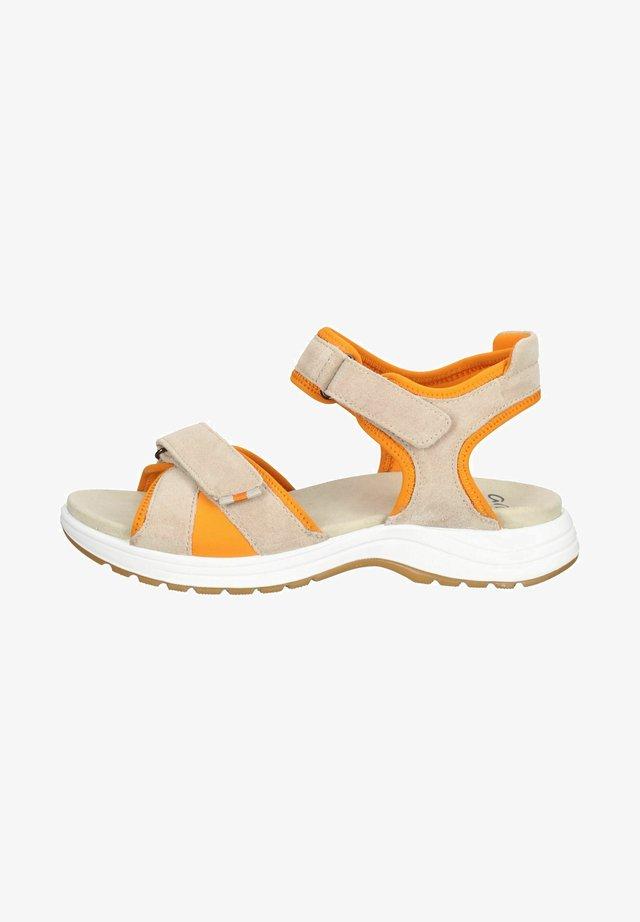 Sandały - sand orange