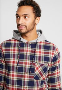 Redefined Rebel - RRCOLE - Shirt - brick red - 3
