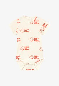 TINYCOTTONS - DOGS  - Body - off-white/red - 2