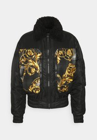 Versace Jeans Couture - DIAGONAL  - Bomber Jacket - nero - 9