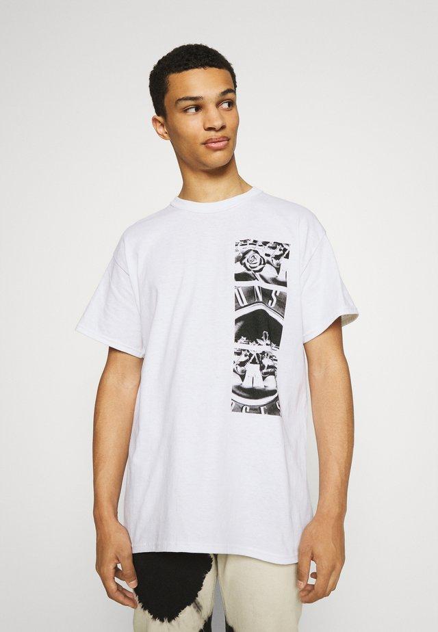 GUNS N ROSES GRAPHIC TEE - T-shirt print - white