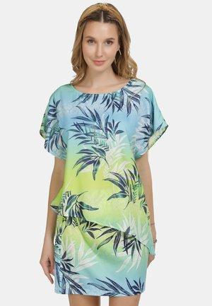 Bluzka - tropical print