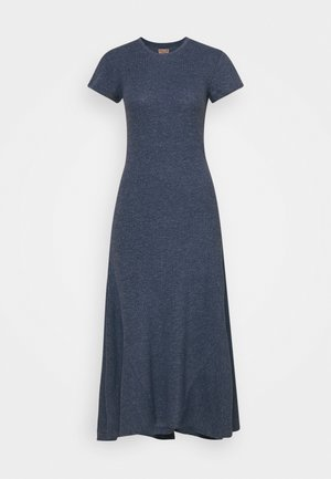 ROWIE - Jumper dress - river blue heather