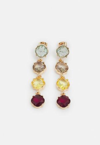 PCLIVA EARRINGS - Earrings - gold-coloured