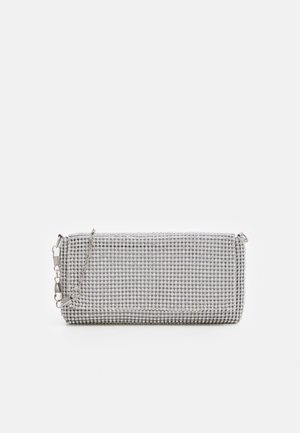BAG GLAM PARTY - Pochette - silver-coloured