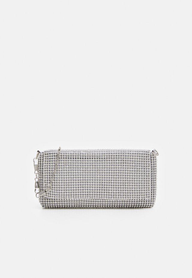BAG GLAM PARTY - Clutch - silver-coloured